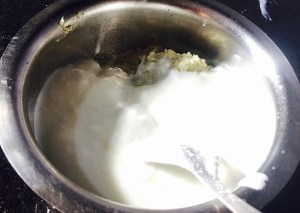 IMG_4814-300x213 White Coconut Chutney with Yogurt