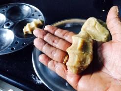 IMG_6887-300x225 Steamed Sweet Rice Dumplings/Sweet Pidi Kozhukattai
