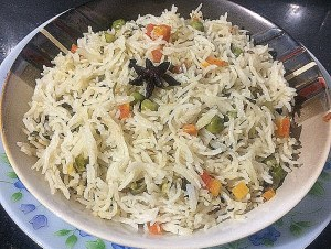 IMG_7019-300x226 Vegetable Pulao in Pressure Cooker