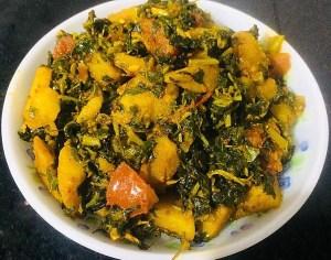 IMG_7624-300x236 Siru Keerai Potato Masala / Potato Amaranth Leaves Curry