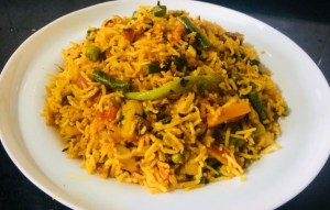 IMG_7717-300x191 Instant Vegetable Biriyani