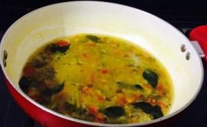 IMG_8199-300x185 Vegetable Chick Pea Flour Sambar (Soup)