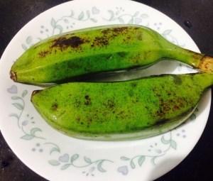 IMG_8340-300x255 Spicy Raw Banana Fry/Vazhakkai Varuval
