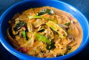 IMG_8375-300x204 Mushroom Gravy/Curry