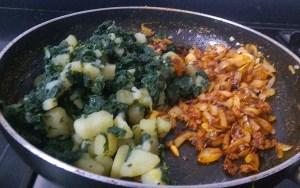 GERF5593-300x188 Chenopodium Potato Curry/Bathua Aloo Ki Subzi/Paruppu Urulai Keerai