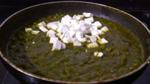UTOJ7420-300x168 Cottage Cheese and Green Peas in Spinach Gravy/Matar Paneer Hara Masala