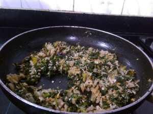 WUXF0558-300x223 Radish Greens Stir Fry