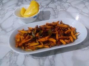 RWPY5141-300x223 Spicy Jackfruit Seed Fry/Palakottai Fry