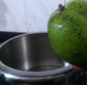 JOEG7128-300x291 Indian Raw Mango Soup/Mango Rasam