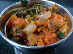 LZSA4630-300x223 Tomato Mint Chutney/Tomato Pudhina Chutney
