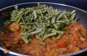 HBZG6823-300x193 Cluster Bean Peanut Curry / Kothavarangai Verkadali Curry/ Gawar Phalli Peanut Curry