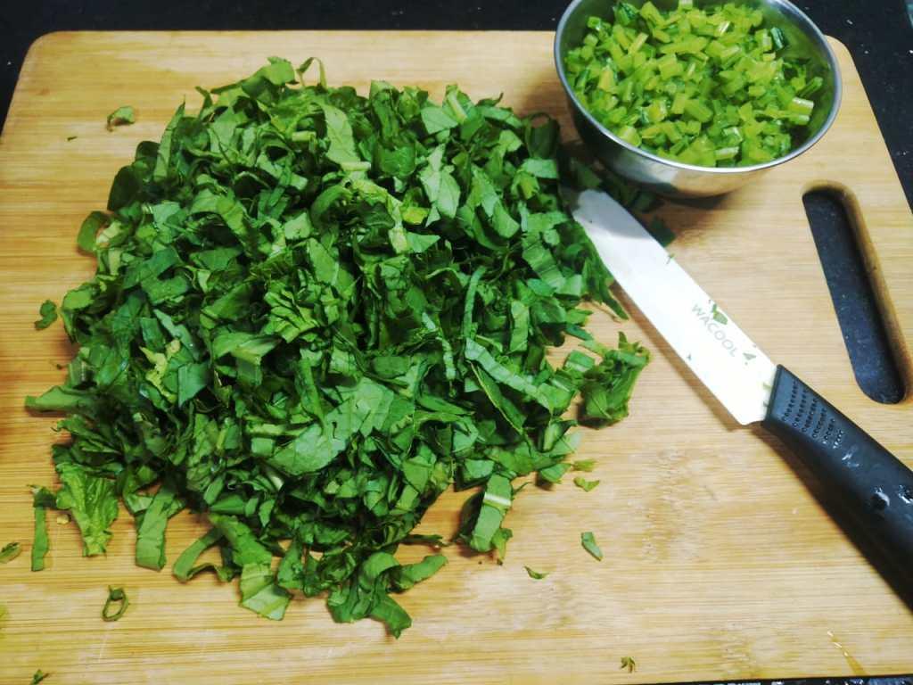 IVUP3084-1024x768 Radish Greens Stir Fry