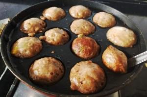 LKWH9275-300x198 Instant Ragi Vegetable Kuzhi Paniyaram/ Finger Millet (Nachani) Vegetable Appams