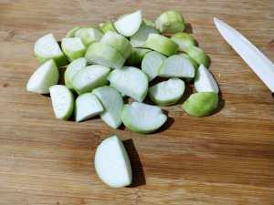 OANU7023-300x225 Simple Tinda Masala/ Apple Gourd (Baby Pumpkin) Masala