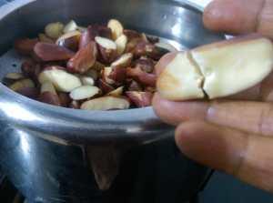PQXH6917-300x223 Jackfruit Seed Dumpling in Gravy/ Palakottai Urulai Kulambu