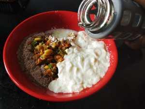 RYWT1443-300x225 Instant Ragi Vegetable Kuzhi Paniyaram/ Finger Millet (Nachani) Vegetable Appams
