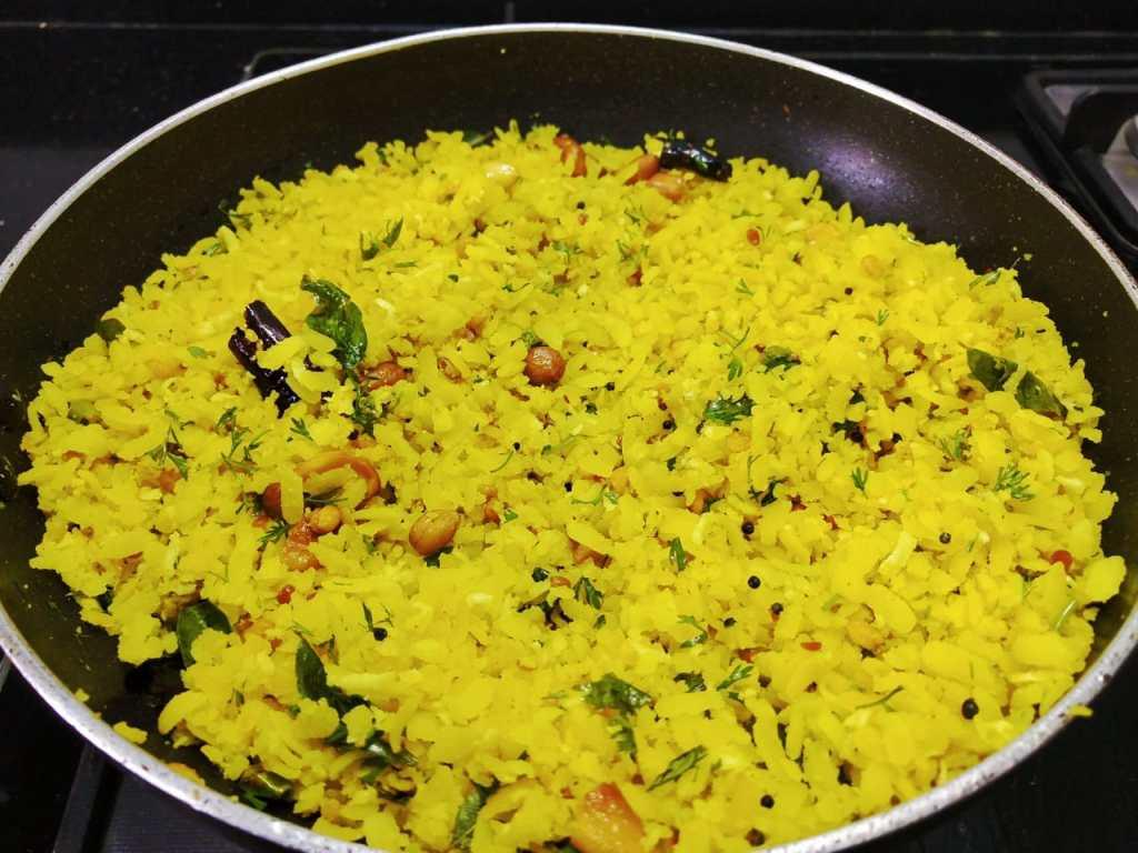 SEET7124-1024x768 Lemon Poha/ Lemony Flatted Rice/Elumichai Aval