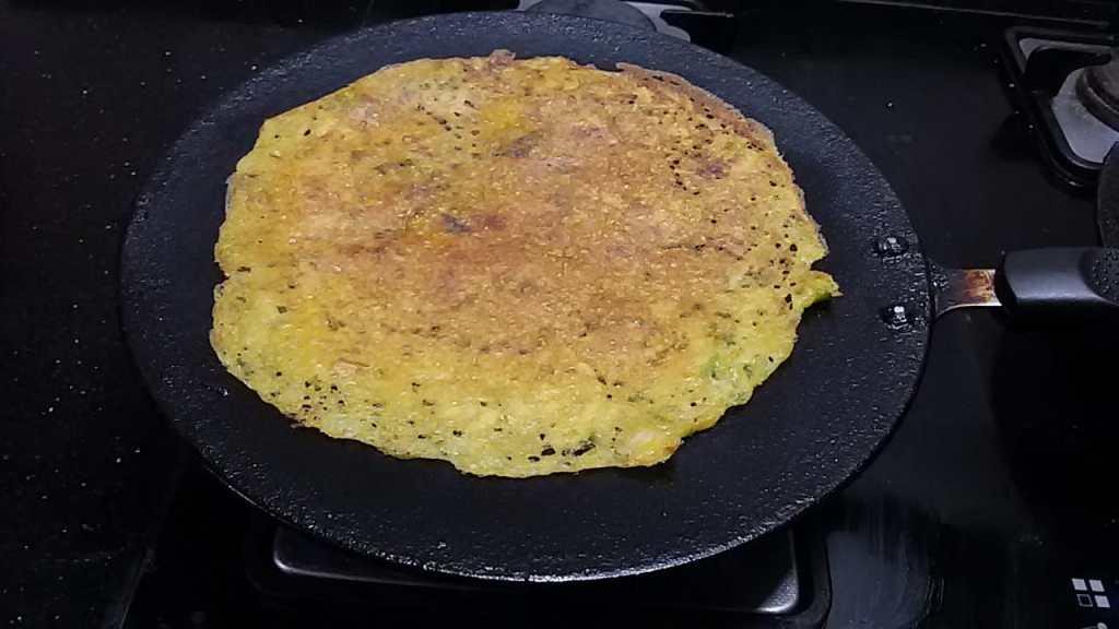 URTV6334-1024x576 Instant Wheat Flour and Poha Dosa