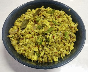 UUZQ6399-300x244 Green Gram Stir Fry/ Sukki Moong Sabzi/ Payaru Thoran