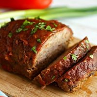 Smoked Meatloaf - {BBQ meatloaf}