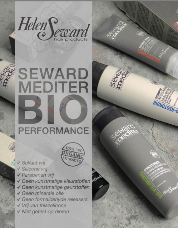 Helen Seward haar producten