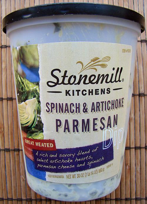 Costco Eats Spinach Artichoke Parmesan Dip Tasty Island