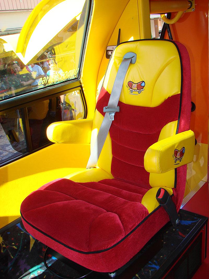 Inside the Wienermobile | WUTC