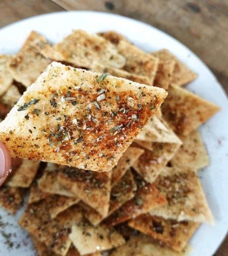 Die Weltbesten und Schnellsten Keto-Käse-Cracker Rezepte keto rezepte ketogen diät Rezepte 4