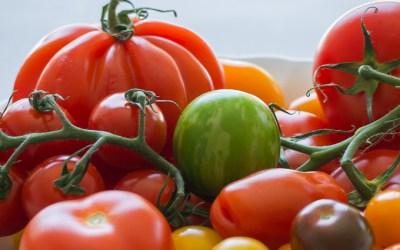 Gekonfijte Tomaten