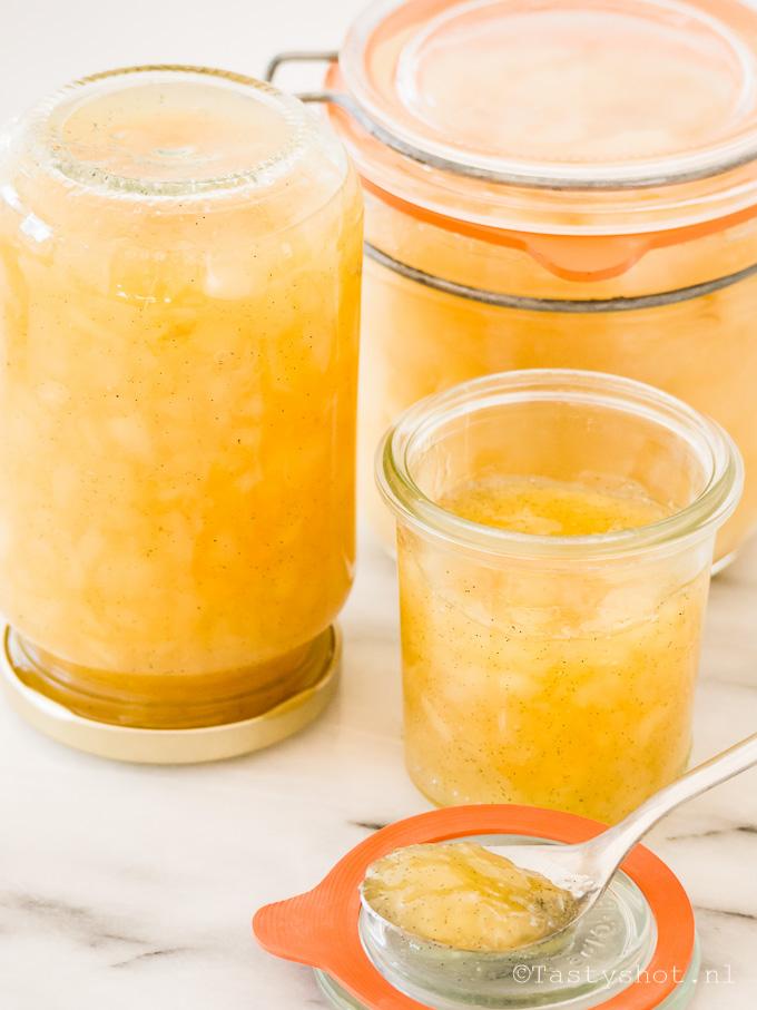 Wat is het verschil tussen jam marmelade en confituur?