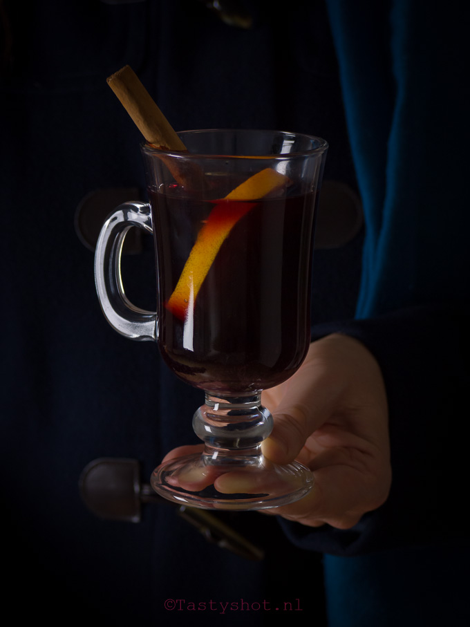 Bisschopswijn, Anton Pieck in een glas