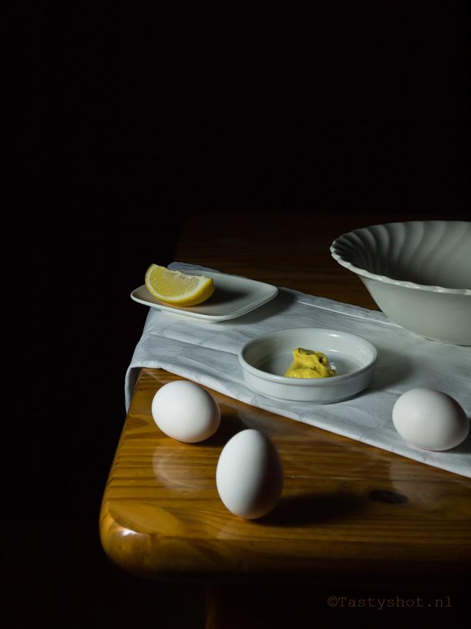 Zelf mayonaise maken, het klinkt ingewikkelder dan het is!