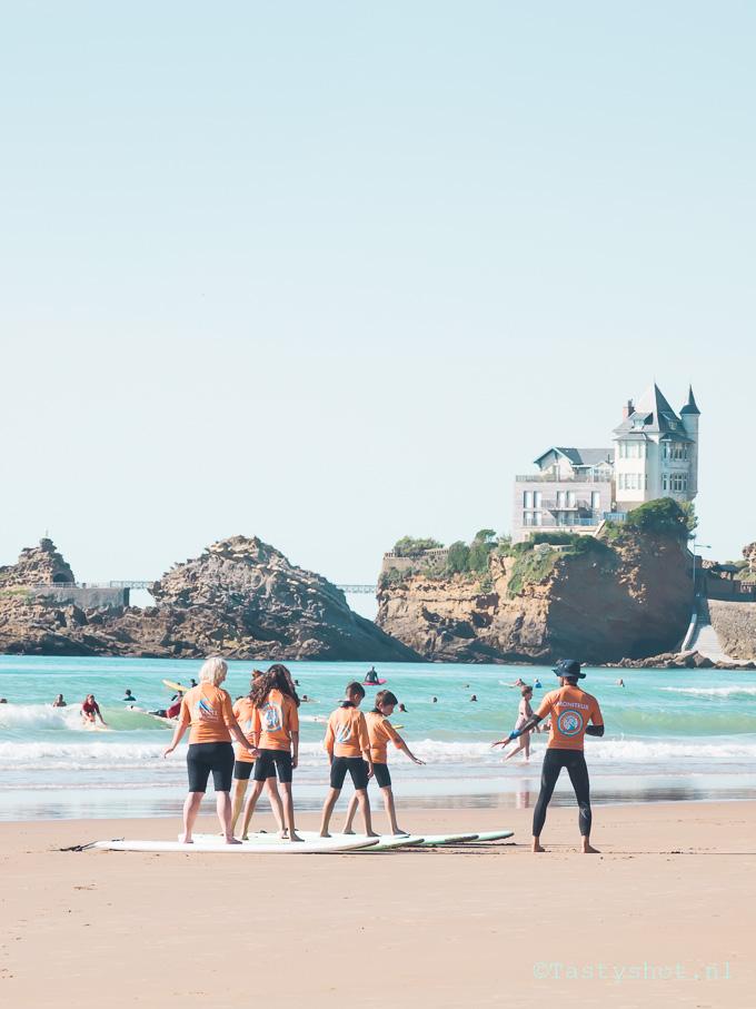 Biarritz Surf School