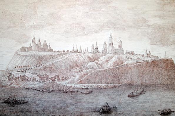 Духовное пространство Свияжска в истории России