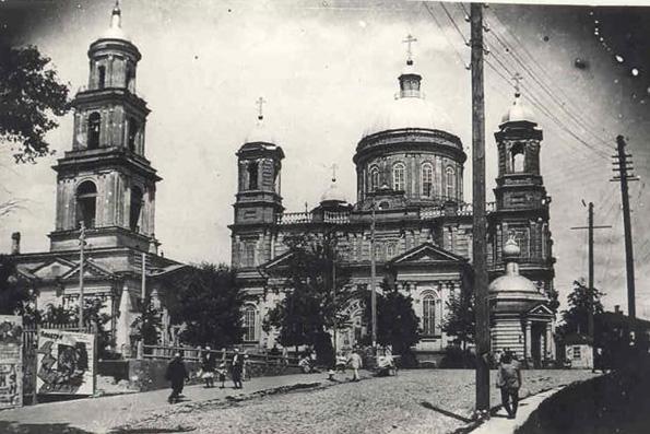 Казанская епархия в годы войны