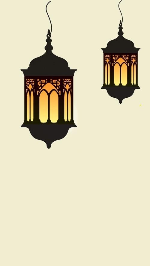 5 9 - أحدث وأروع الخلفيات الدينية لشهر رمضان المعظم لجوالات الآيفون