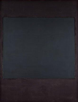 Room 6 Black Form Paintings Tate