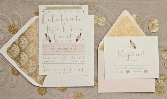 Terrific Great Gatsby Wedding Invitations Which You Need To Make Lovely Invitation Design 28820166