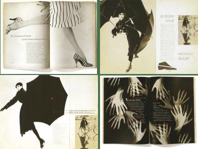 designs by Brodovitch