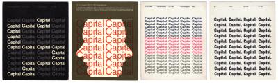 Capital Magazine covers