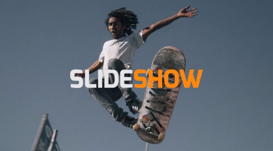 Typography Slideshow - Free Premiere Pro Template