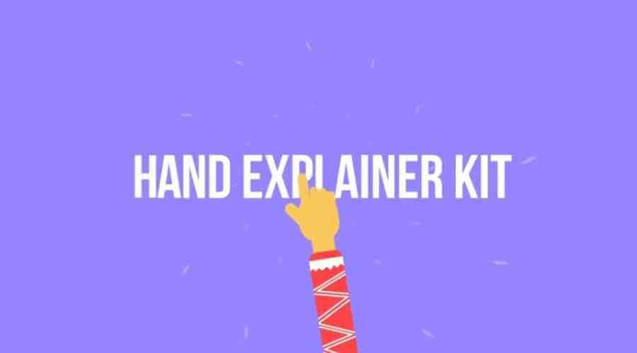 hand explainer-adobe-premiere-pro-template