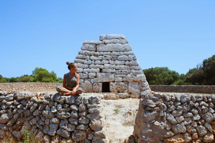 Naveta des Tudons Menorca