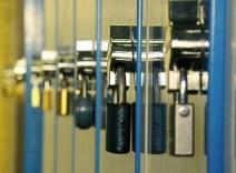 locked locker