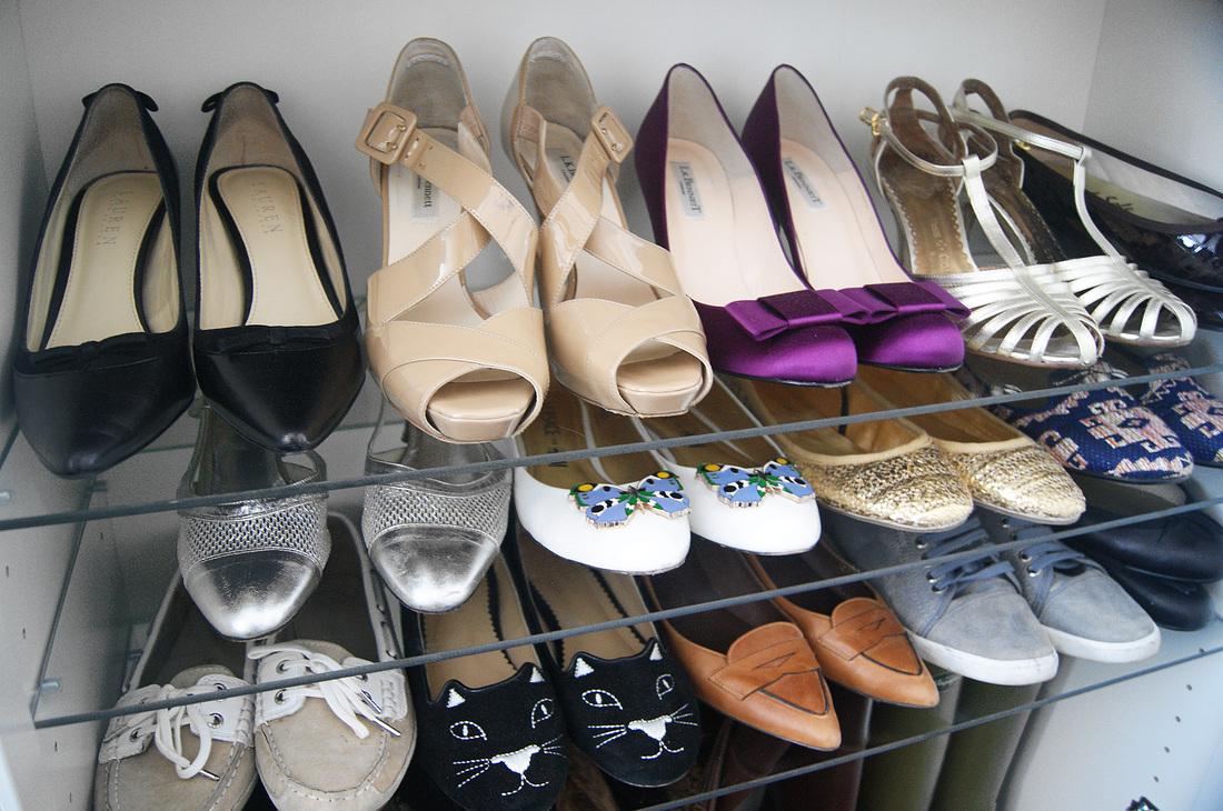 My Ikea Billy Shoe Closet And Lots Of Shoes Tatiana S