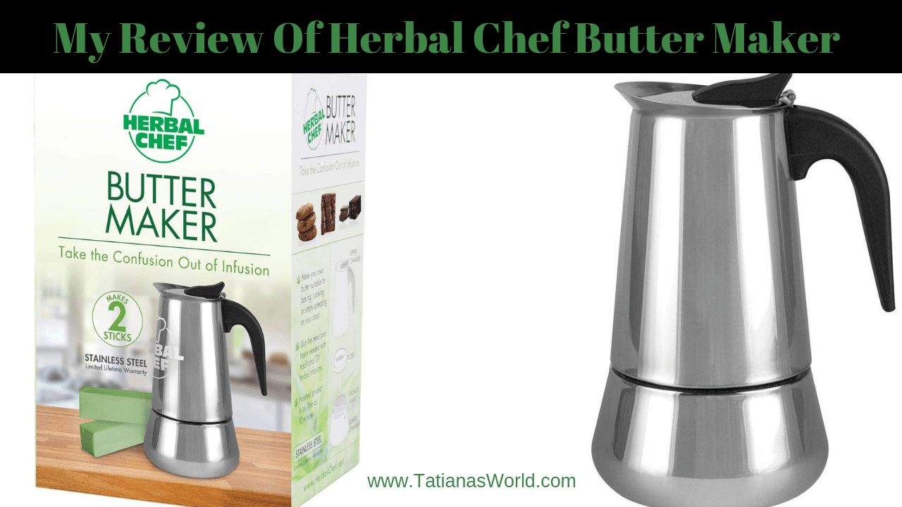 cannabis infused butter maker stove top ez easy butter maker herbal chef magical