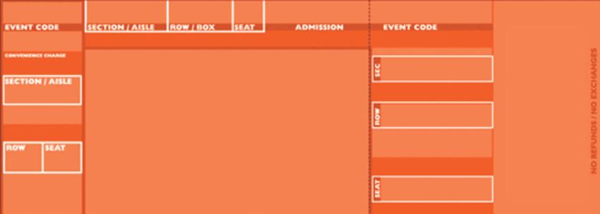 Doc600350 Blank Concert Ticket Template 8 Concert Ticket – Blank Concert Ticket Template