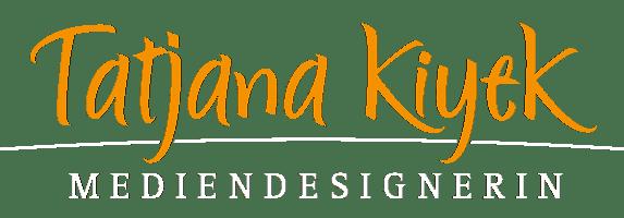 Logo Tatjana Kiyek Mediendesignerin