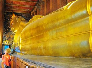Wat Pho: Ancient, ornate and wonderful: Bangkok's superlative attraction