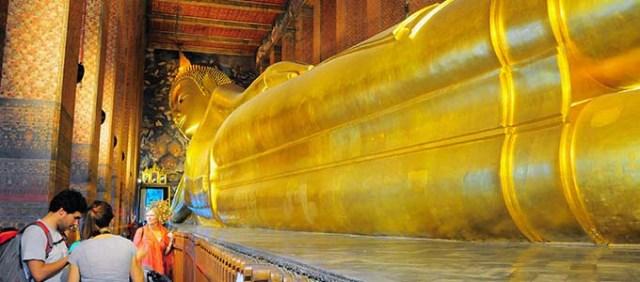 Wat Pho: Ancient, ornate and wonderful: Bangkok's superlative attraction